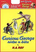 Curious George Rides a Bike Book