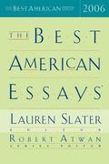 Best American Essays 2006
