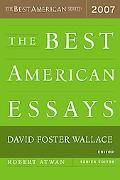 Best American Essays 2007