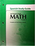 Spanish Study Guide Math Course 3: Examples and Extra Practice in Spanish