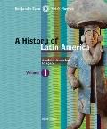 History of Latin America - Volume 1