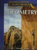 Holt McDougal Larson Geometry California: Teacher's Edition 2007