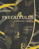 Title: PRECALCULUS,CONCISE COURSE >CU