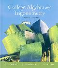 College Algebra and Trigonometry 6e