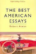 Best American Essays, College Edition
