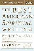 Best American Spiritual Writing 2007