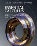 Essential Calculus 1e