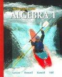 McDougal Littell Algebra 1 Arizona: Student Edition Algebra 1 2008