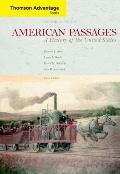 American Passages, Compact - Volume I, to 1877