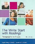 Write Start with Readings: Para. to Essays