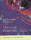 Zumdahl Chemical Principles Print Study Guide Sixth Edition