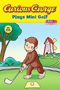 Curious George Plays Mini Golf CG TV