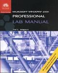 Microsoft Windows 2000 Professional Lab Manual