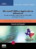 Microsoft Office Applications Advanced
