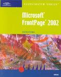 Microsoft Frontpage 2002 Illustrated Brief