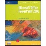 Microsoft Office PowerPoint 2003-Illustrated Introductory