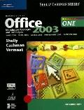 Microsoft Office 2003 Introductory Concepts and Techniques