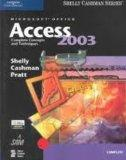 Microsoft Office Access 2003: Complete Concepts and Techniques