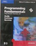 Programming Fundamentals Using Microsoft Visual Basic .NET