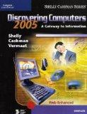 Discovering Computers 2005: A Gateway to Information, Complete
