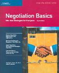 Negotiation Basics Win-Win Strategies for Everyone