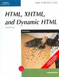 New Perspectives On Html, Xhtml, And Html Comprehensive