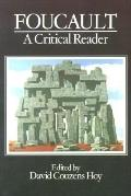 Foucault A Critical Reader
