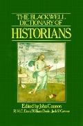 Blackwell Dictionary of Historians