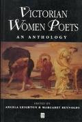 Victorian Women Poets: An Anthology (Blackwell Anthologies Series)