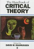 Handbook of Critical Theory