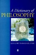 Dictionary of Philosophy - Thomas Mautner - Hardcover