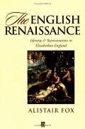 English Renaissance Identity and Representation in Elizabethan England