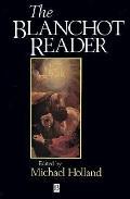 Blanchot Reader