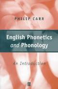 English Phonetics and Phonology An Introduction
