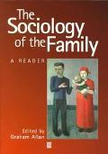 Sociology of the Family A Reader