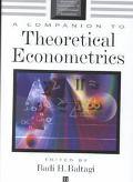Companion to Theoretical Econometrics