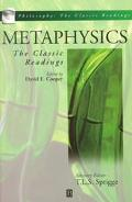 Methaphysics The Classic Readings