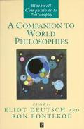 Companion to World Philosophies