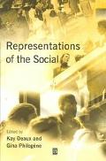 Representations of the Social Bridging Theoretical Traditions