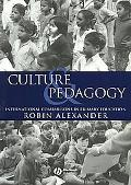Culture and Pedagogy International Comparisons in Primart Education