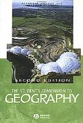 Student's Companion to Geography