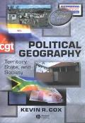 Political Geography Territory, State, and Society