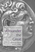 Alexander the Great Historical Texts in Translation