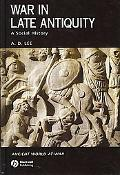 War in Late Antiquity
