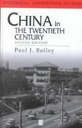 China in the Twentieth Century