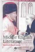 Middle English Literature A Historical Sourcebook