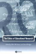 Ethics of Educational Research