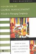 Blackwell Handbook of Global Management A Guide to Managing Complexity