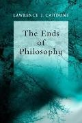 Ends of Philosophy