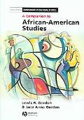 Companion to African-American Studies